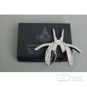 MAMMUT Flying beetle with wings mini multi-Function knife pliers key buckle gift UD06043